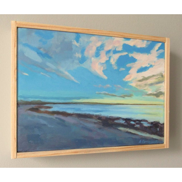 Coastal Sunrise by Anne Carrozza Remick For Sale - Image 3 of 7