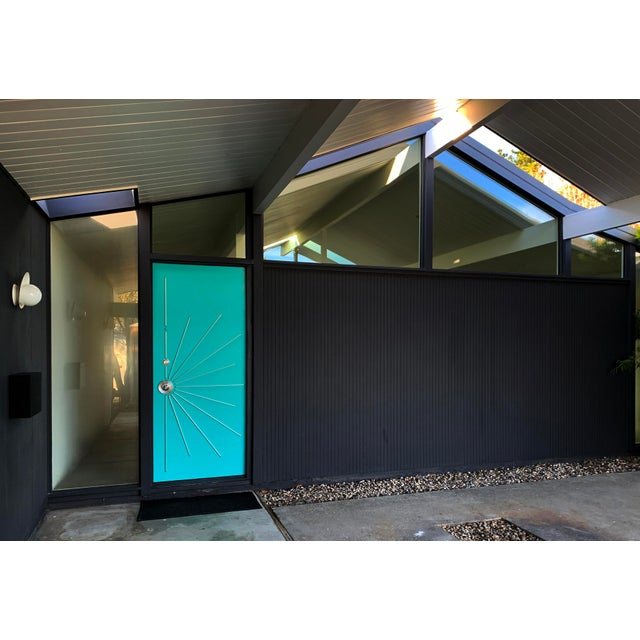 Mid-Century Modern Door for Residences For Sale - Image 9 of 12