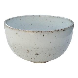 Boho Chic Speckled Bowl For Sale