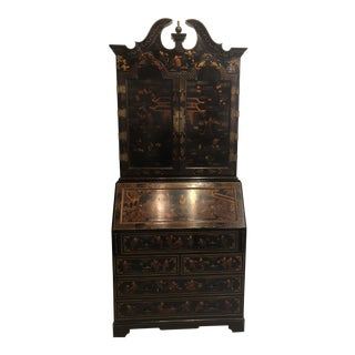 Chinoiserie Secretary For Sale