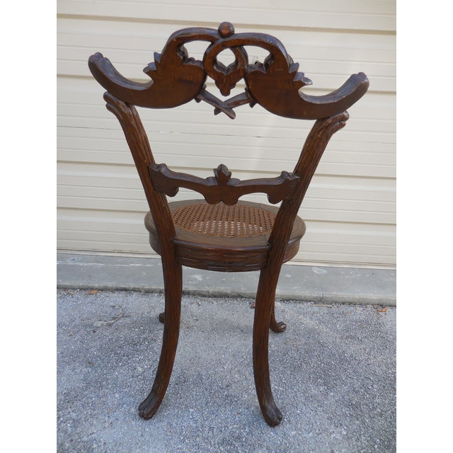 Black Forest Child's Chair For Sale - Image 4 of 6