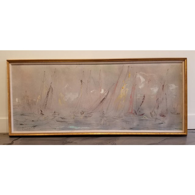 Pascal Cucaro Large-Scale Abstract Expressionist Oil Painting For Sale - Image 9 of 9