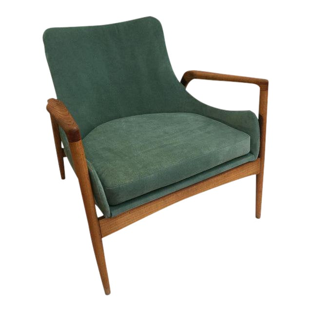 Mid-Century Modern 'Seal' Lounge Chair by Ib Kofod-Larsen For Sale