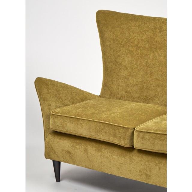 Vintage Gio Ponti Italian Sofa - Image 7 of 9