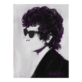 """""""Bob"""" by Arthur Pina de Alba, iPad drawing on Archival Art Paper - # 2 of 7 For Sale"""