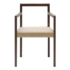 Egg Collective Densen Arm Chair With Danish Cord For Sale