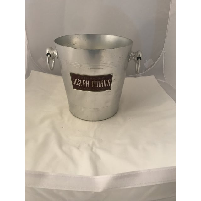 Joseph Perrier Champagne Ice Bucket For Sale In Denver - Image 6 of 6