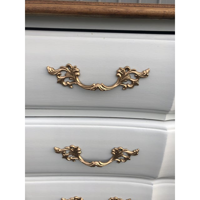 Wood 1970s Hibriten Country French Dresser For Sale - Image 7 of 10