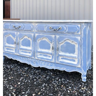 1970s Vintage Thomasville Country French Buffet Preview