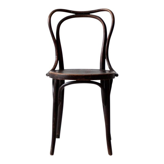 Antique Jacob & Josef Kohn Bentwood Chair For Sale - Image 12 of 12