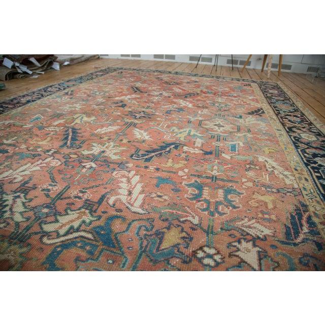 "Vintage Heriz Carpet - 8'3"" X 11'3"" - Image 4 of 10"