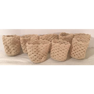 Knitted Drink Holders - Set of 8 Preview
