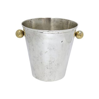 French Art Deco Champagne Bucket For Sale