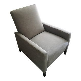 West Elm Sedgwick Recliner For Sale