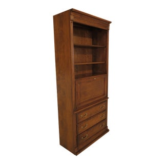 Ethan Allen Maple Bookcase