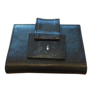 R&y Augousti Leather & Shagreen Journal Passport Cover Album For Sale