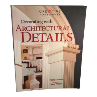 Decorating With Architectural Details Book For Sale
