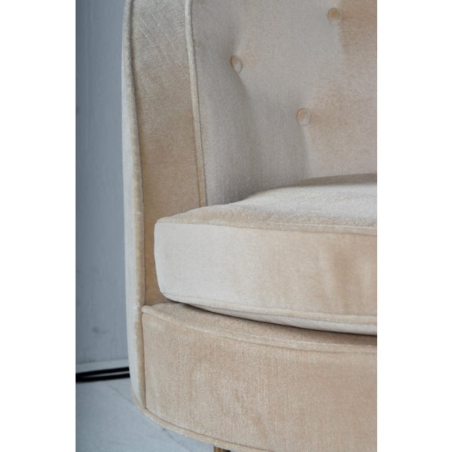 Oasis Sofa by Wormley for Dunbar For Sale - Image 10 of 13