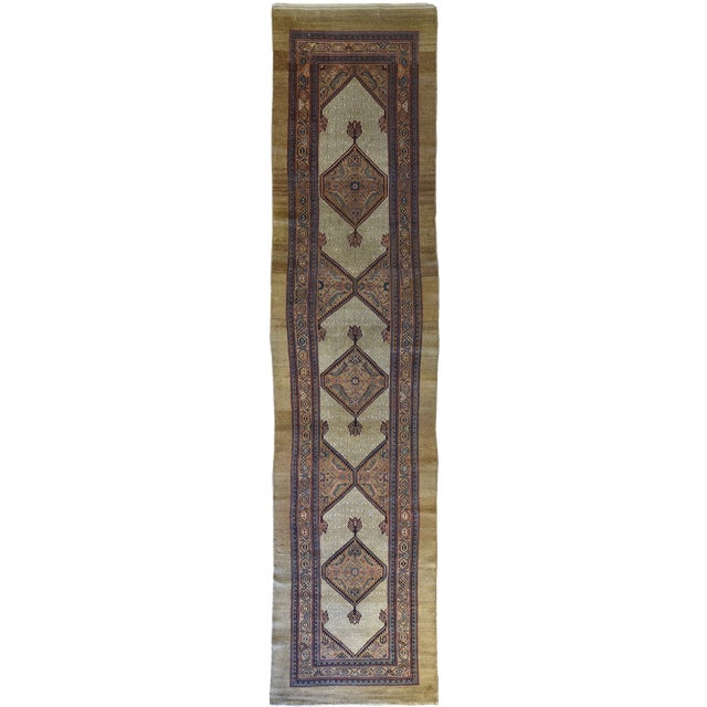 Late 19th Century Antique North West Persian Hall Runner For Sale - Image 5 of 5