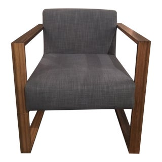 Ollin Lounge Chair by Taracea Furniture Company For Sale