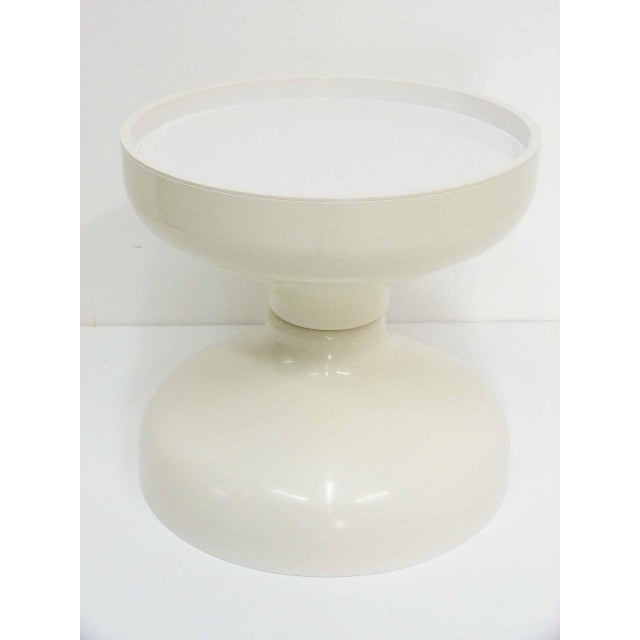 Mid-Century Modern Castiglioni for Kartell Rocchetto Stool For Sale - Image 3 of 6