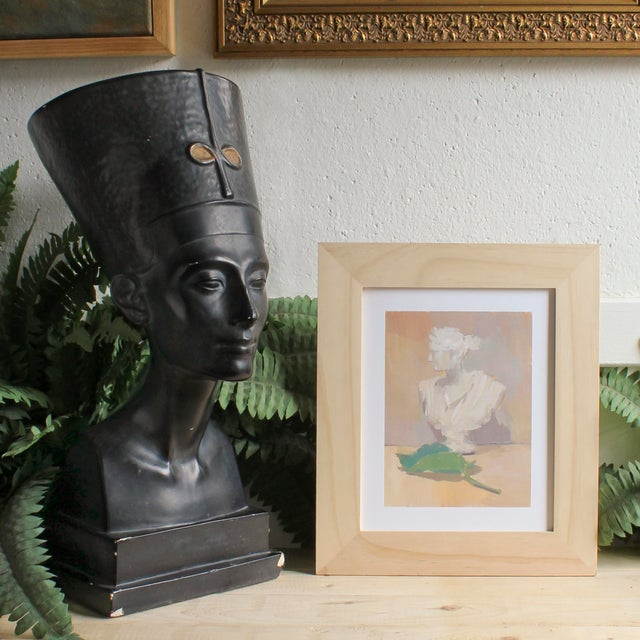 Figurative Athena Still Life Painting Giclee Art Print by Michelle Farro For Sale - Image 3 of 5