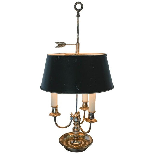 French Bouilotte Lamp For Sale - Image 13 of 13