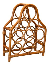 Image of Rattan Wine Racks