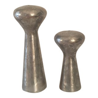 Aluminum Salt & Pepper Shakers For Sale