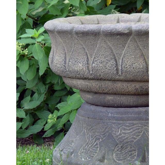 Lotus Garden Vessel - Image 4 of 6