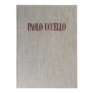 """1957 Art Book """"Paolo Uccello""""-Italy"""