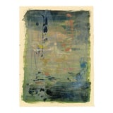 """Image of """"Poptarts"""". Original Hand Painted Monotype, Oil on Arches For Sale"""