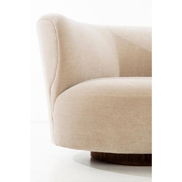 Vladimir Kagan Cloud Sofa For Sale - Image 9 of 13