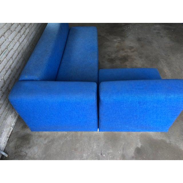 Vintage 1972 Knoll Modular Sectional Sofa For Sale - Image 10 of 13