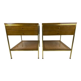 Paul McCobb Night Stands for the Irwin Collection Calvin Furniture For Sale
