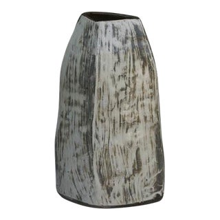 Kang Hyo Lee, Puncheong Jar With Ash Glaze, Ca. 2012 For Sale