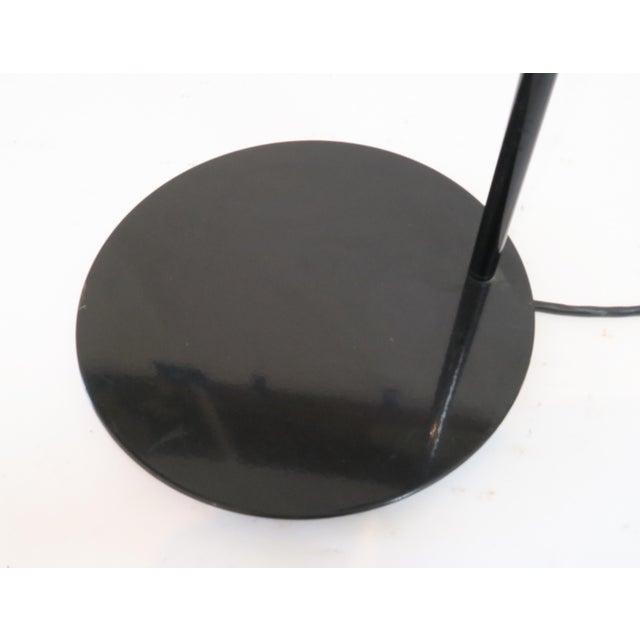 Modern Black Floor Lamp For Sale In Los Angeles - Image 6 of 6