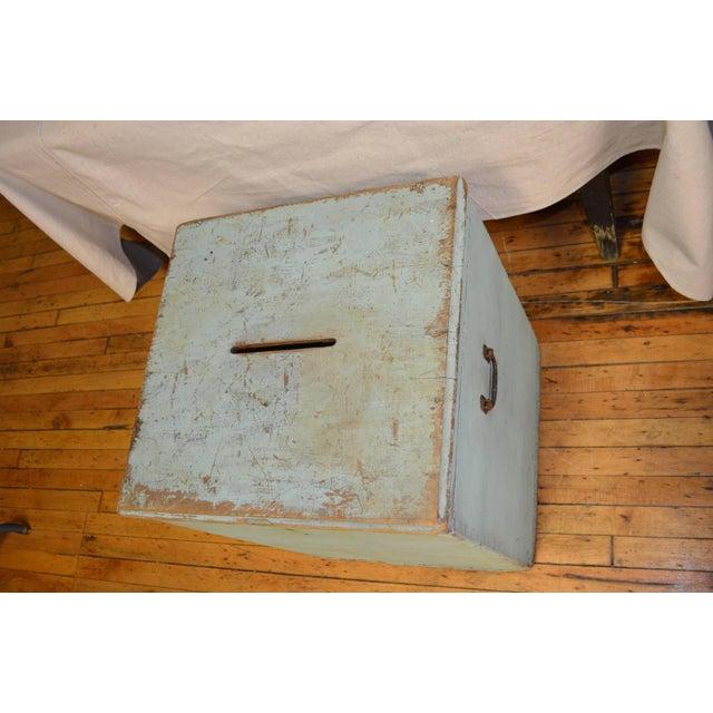 Ballot Box of Wood - Image 6 of 8