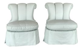 Image of Scalamandre Accent Chairs