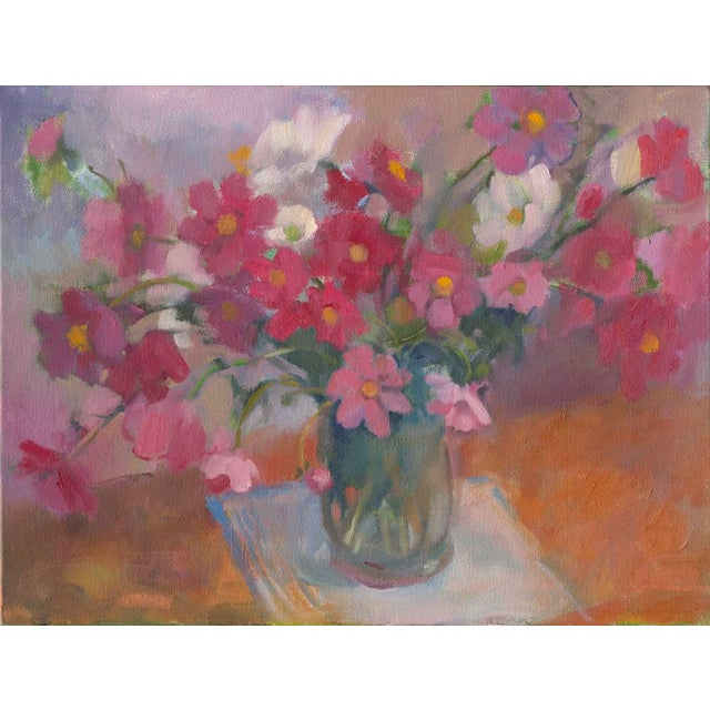 """Impressionist 1990s Amy Griffith Colley """"Cosmo Mix"""" Print For Sale - Image 3 of 3"""
