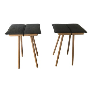 Georg Counter Stools by Skagerak - a Pair For Sale