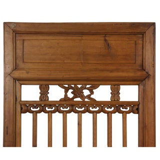 Chinese Antique Carved Window Shutters Preview