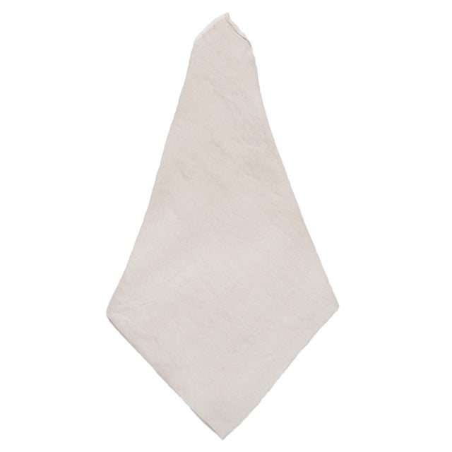 Heavy hand washed linen napkins and table runner are available in colors complimentary to Abigail's tabletop lines. Made...