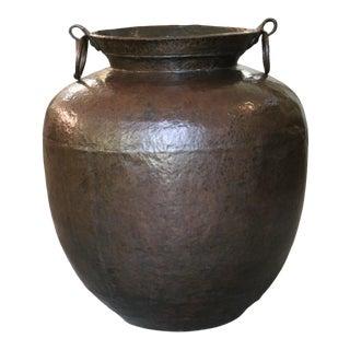 Copper Pot For Sale