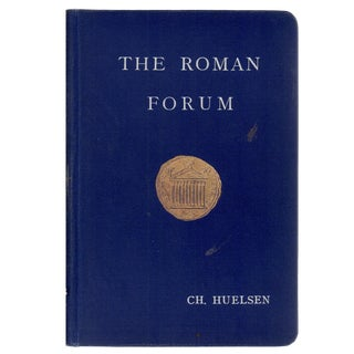 """""""Roman Forum: Its History and Monuments"""" Hardcover c. 1909 For Sale"""
