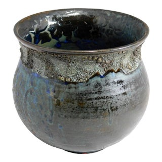 "2019 Andrew Wilder ""Essex"" Ceramic Vessel For Sale"