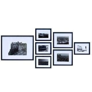 Edinburgh Black & White Framed Photography Prints, Set of 7 Preview