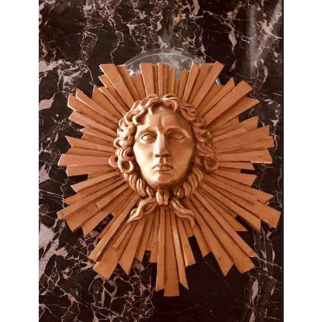 Le Roi Soleil Louis XIV Sculpted Head For Sale - Image 13 of 13