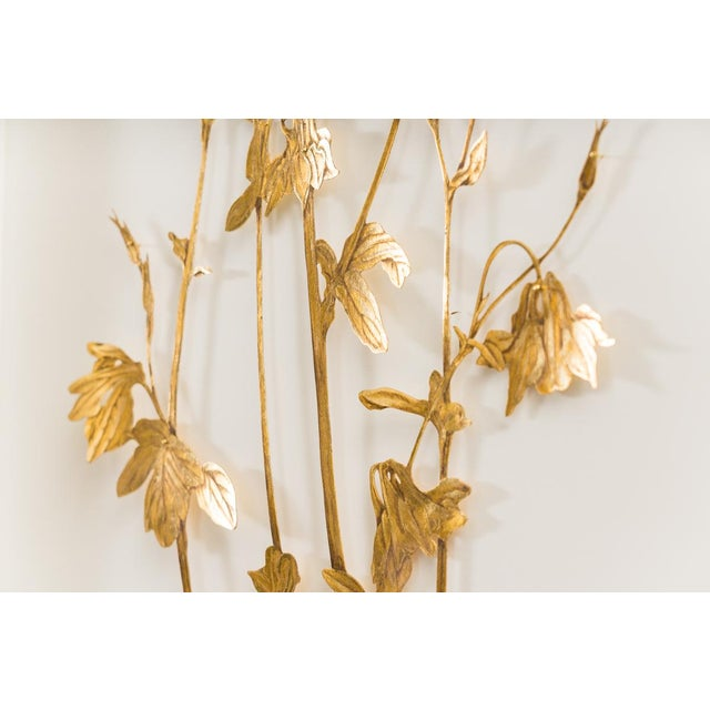 Paper Sophie Coryndon, Illuminated Herbarium Triptych, Uk For Sale - Image 7 of 9