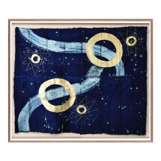 Orbital Art Print - Framed For Sale